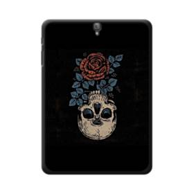 Rose And Skull Samsung Galaxy Tab S3 9.7 Case