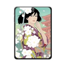 Japanese Girl Samsung Galaxy Tab S3 9.7 Case