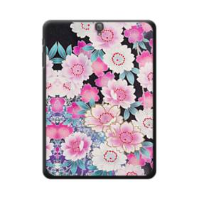 Japanese Flower Samsung Galaxy Tab S3 9.7 Case