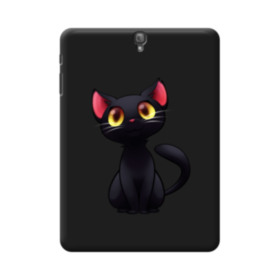Kitty Couple 1 Samsung Galaxy Tab S3 9.7 Case