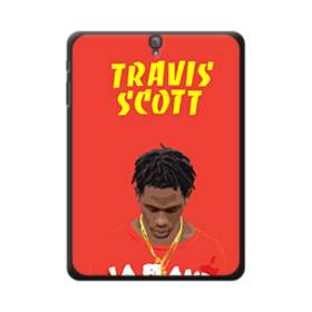 Travis Scott Poster Samsung Galaxy Tab S3 9.7 Case