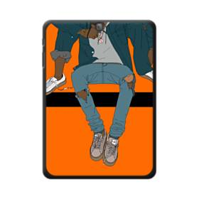 Rodeo Illustration Samsung Galaxy Tab S3 9.7 Case