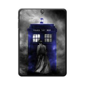 Dr Doctor Who Police Box Samsung Galaxy Tab S3 9.7 Case