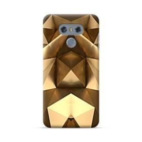 Gold Geometric LG G6 Case