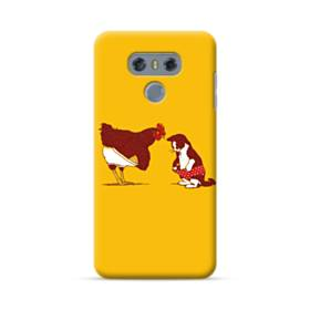 Chick And Cat LG G6 Case