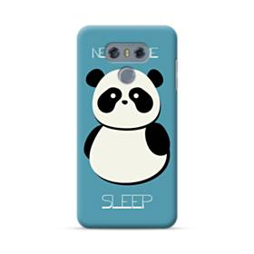 Sleepy Panda LG G6 Case