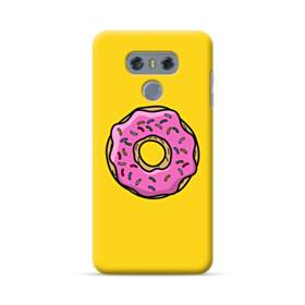 Pink Donut LG G6 Case