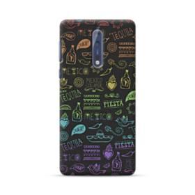 Fiesta Mexico Bar Nokia 8 Case