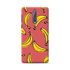 Bananas Red Nokia 8 Case