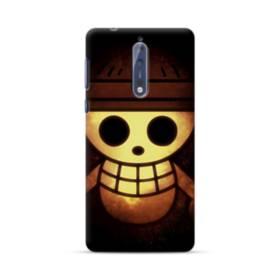 Straw Hat Pirate Nokia 8 Case