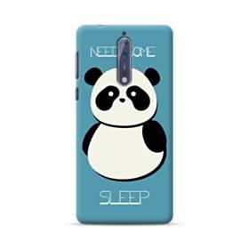 Sleepy Panda Nokia 8 Case
