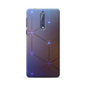 Electromagnetic Spectrum Nokia 8 Case