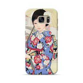 Japanese Girl Samsung Galaxy S7 Case