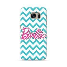 Barbie Zigzag Samsung Galaxy S7 Case
