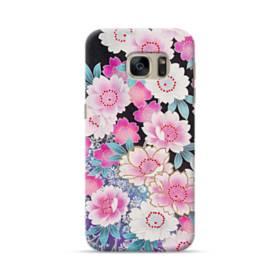 Japanese Flower Samsung Galaxy S7 Case