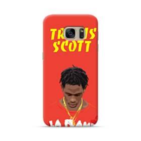Travis Scott Poster Samsung Galaxy S7 Case