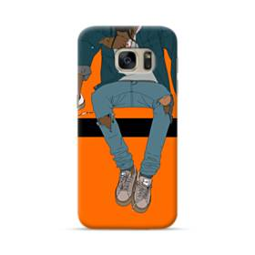 Rodeo Illustration Samsung Galaxy S7 Case