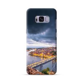 Portugal Porto Rivers bridges  Samsung Galaxy S8 Case
