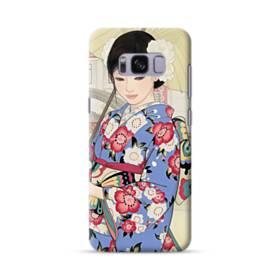 Japanese Girl Samsung Galaxy S8 Case