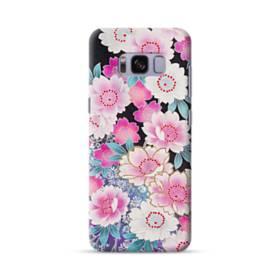 Japanese Flower Samsung Galaxy S8 Case