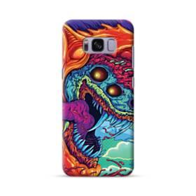 Monster Graffiti Samsung Galaxy S8 Case
