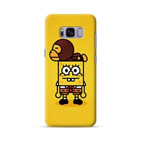 Funny Cartoon Samsung Galaxy S8 Case