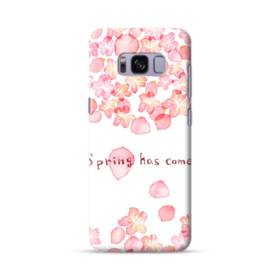 Spring Has Come Samsung Galaxy S8 Case