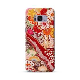 Vintage Flower Samsung Galaxy S8 Case
