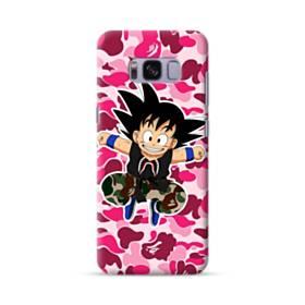 Goku Camo Samsung Galaxy S8 Case