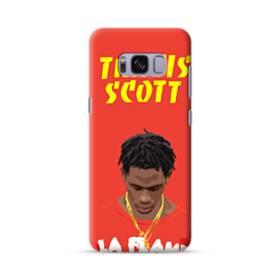 Travis Scott Poster Samsung Galaxy S8 Case