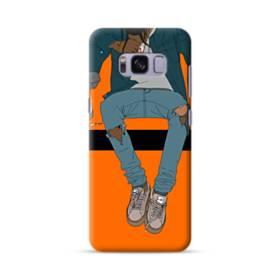 Rodeo Illustration Samsung Galaxy S8 Case