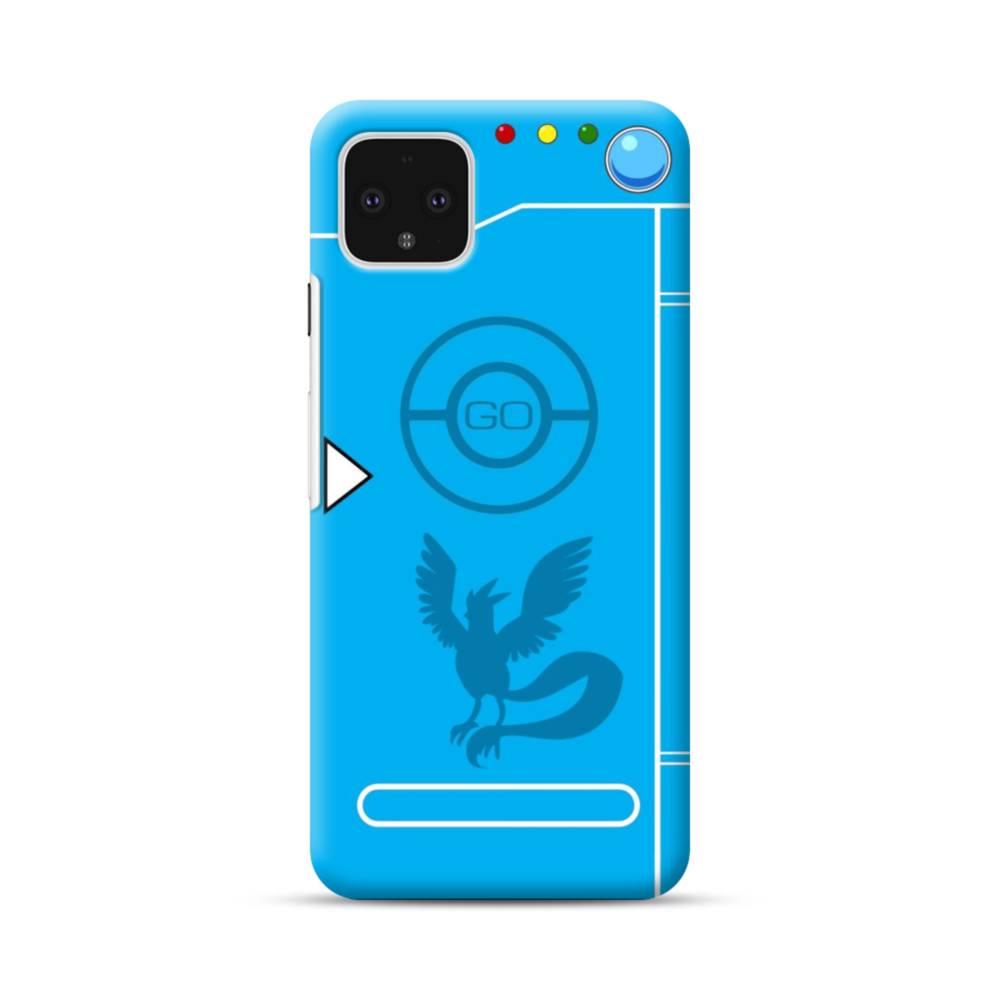 Pokemon Go Team Mystic Google Pixel 4 XL Case