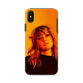 Taylor Swift Photoshoot iPhone XS Defender Case