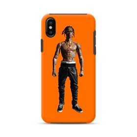 Rodeo Action Figure iPhone XS Defender Case