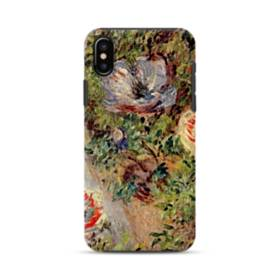 Claude Monet Still Life With Anemones iPhone XS Max Defender Case