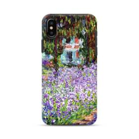 Claude Monet Garden At Giverny iPhone XS Max Defender Case