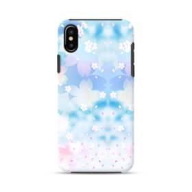 Sakura Aurora iPhone XS Max Defender Case