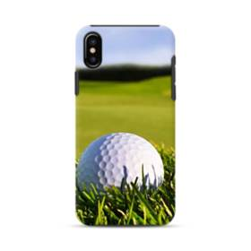 Sports Golf iPhone XS Max Defender Case