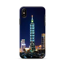 Taiwan Taipei 101 iPhone XS Max Defender Case
