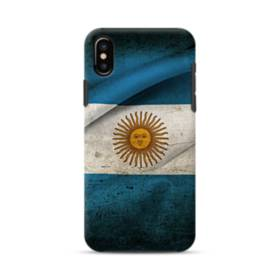 Argentinian Flag iPhone XS Max Defender Case