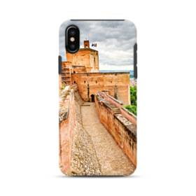 Spain Fortress Houses Granada Alhambra iPhone XS Max Defender Case