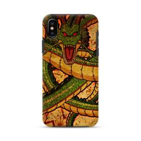 Chinese Dragon Drawing iPhone XS Max Defender Case