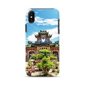 Fujian Assembly Hall Hoi An Shrubs iPhone XS Max Defender Case