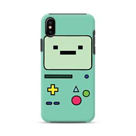 Adventure Time Beemo iPhone XS Max Defender Case