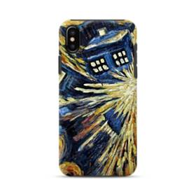 Doctor Who Vincent Van Gogh iPhone XS Max Defender Case