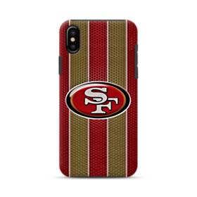 49ers iPhone XS Max Defender Case