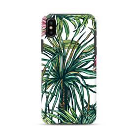 Tropic Garden iPhone XS Max Defender Case