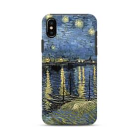 Starry Night 1888 iPhone XS Max Defender Case
