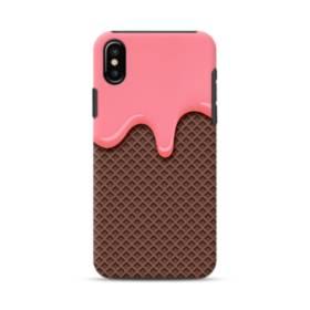 Pink Gelato iPhone XS Max Defender Case