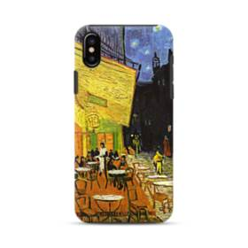 Van Gogh Cafe Terrace At Night iPhone XS Max Defender Case